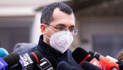 Voiculescu: van még tanulnivaló az oltási kampány kapcsán