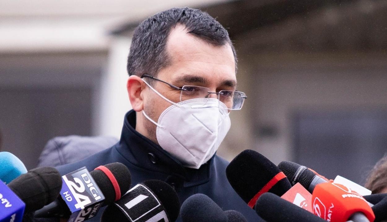 Voiculescu: az egészségügyi minisztériumnak jutó összeg kissé meghaladja a tavalyit, de nem elég
