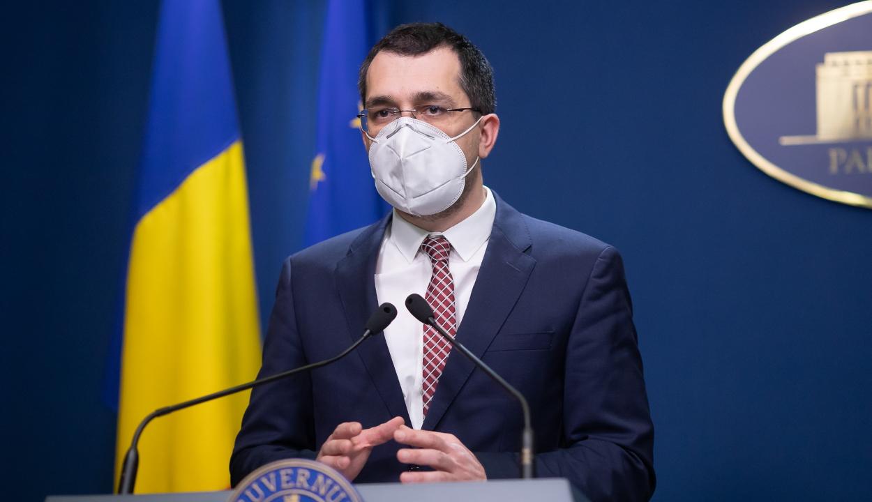 Voiculescu: eltérések vannak a Covid-kórházak által jelentett halálesetek és a valós számok között