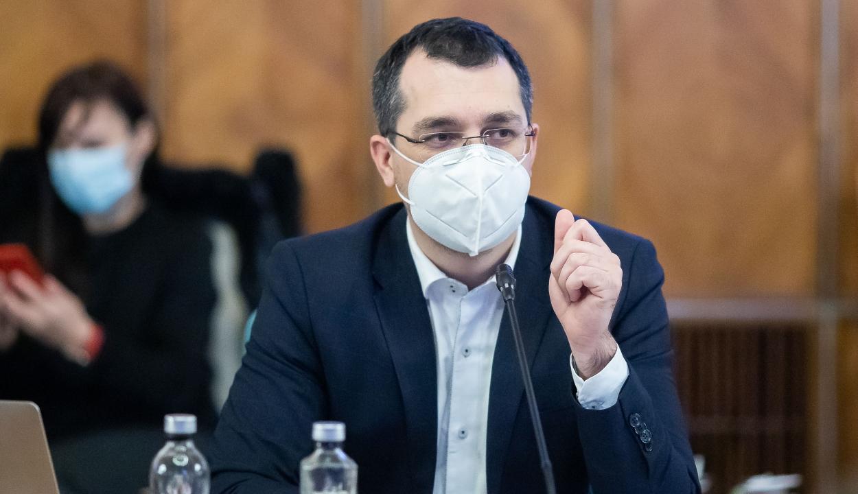 Ciolacu: egyszerű indítványt nyújtunk be az egészségügyi miniszter ellen