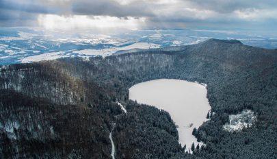 Erdély kevésbé ismert kuriózumai (12.) A Szent Anna-tó és a Mohos (I.)