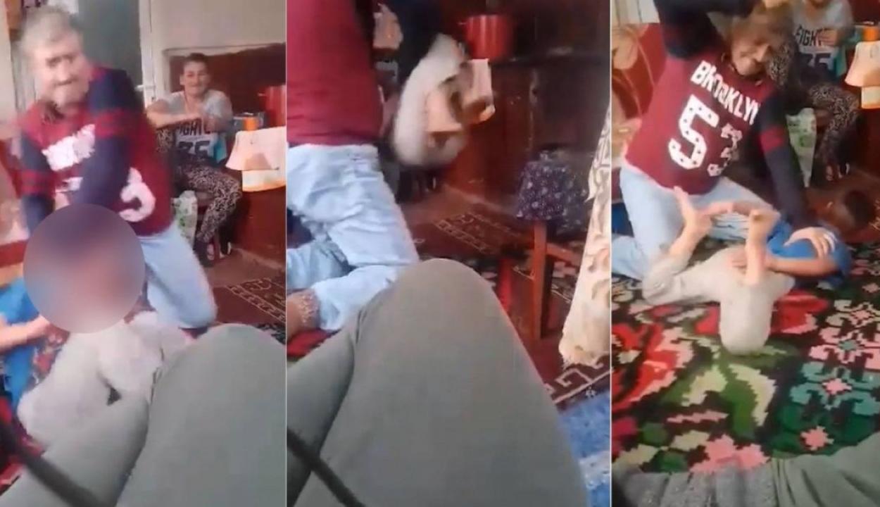 Egy léccel verte el gyermekét egy Suceava megyei apa