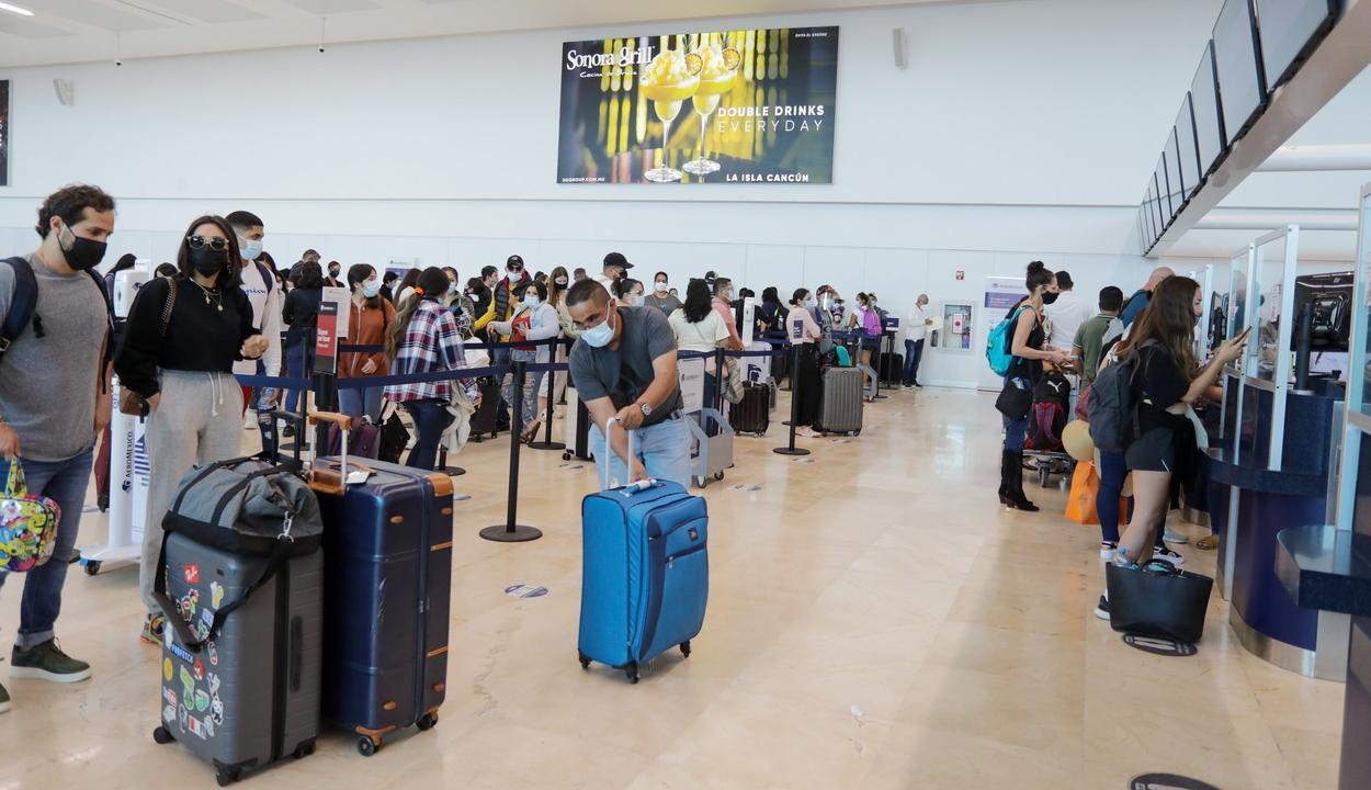 Engedélyezték a Mexikóba való belépését a feltartóztatott román állampolgároknak