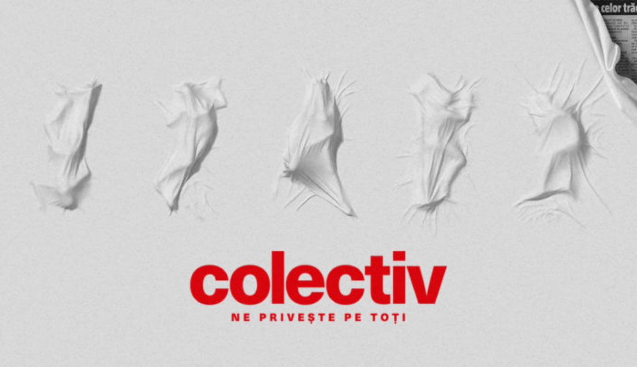 Két kategóriában is Oscar-díjra jelölték a colectiv című dokumentumfilmet