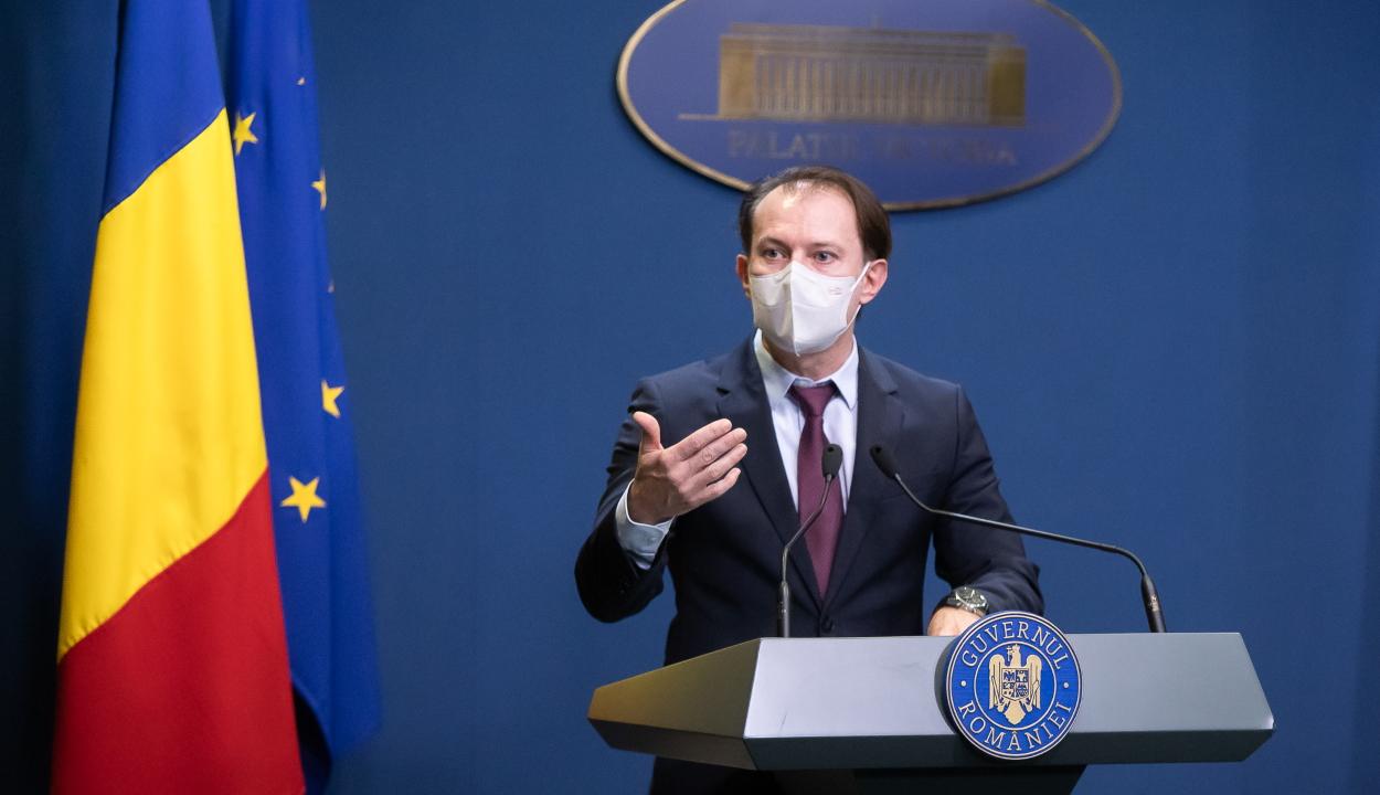 Cîţu: egyes AstraZeneca-oltóközpontokat Pfizer-oltóközpontokká alakítunk át