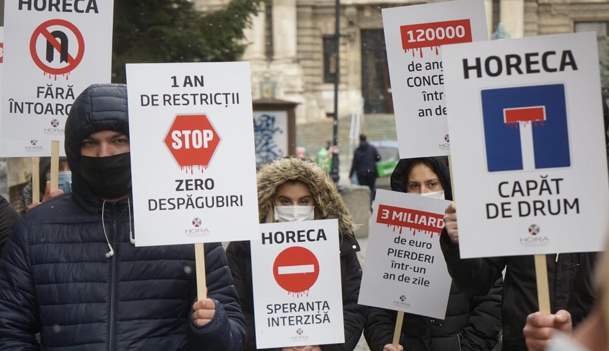 Tiltakozásba kezdtek az idegenforgalomban érdekelt vállalkozók