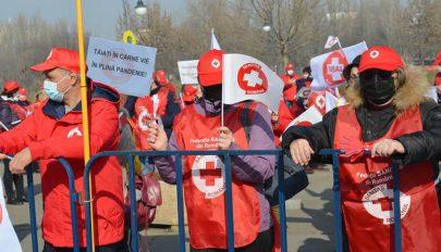 Utolsó bukaresti tüntetés