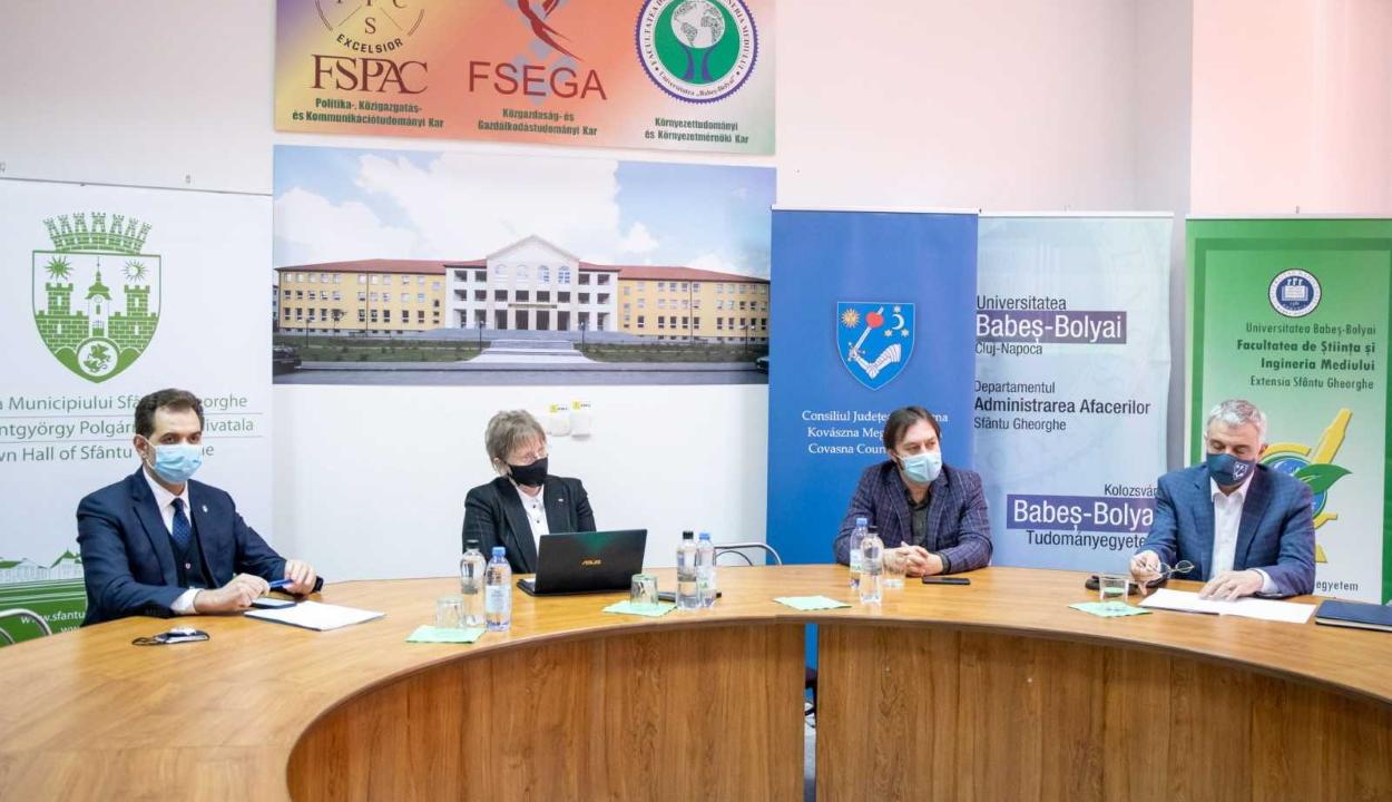Ezer helyi románt és magyart támogatna Sepsiszentgyörgy egymás nyelvének tanulásában