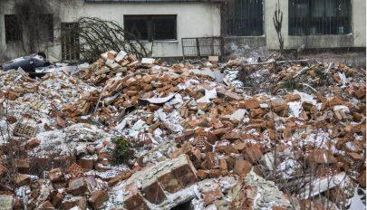 Mi legyen az építési hulladékkal?