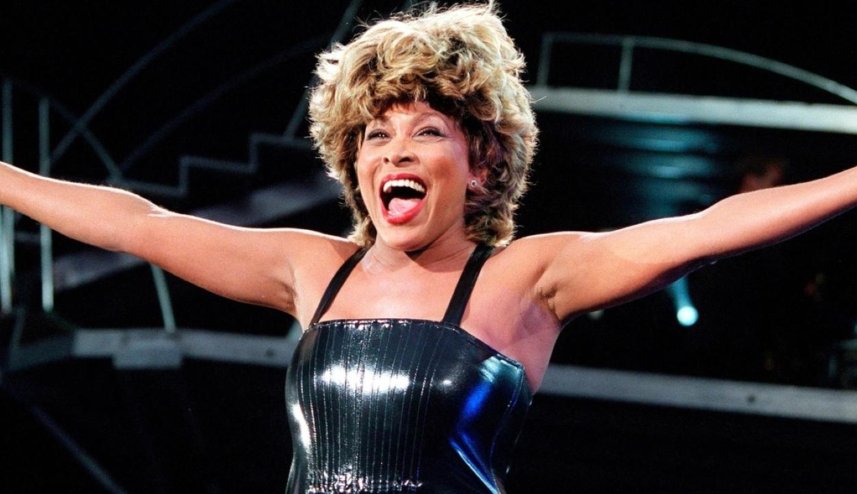 Dokumentumfilm készült Tina Turnerről