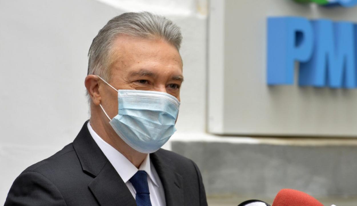 Cristian Diaconescu lett a PMP elnöke