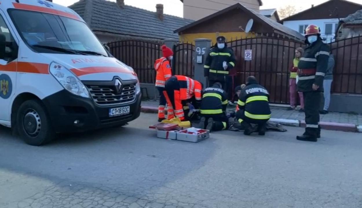 Csövek nyomtak agyon egy nyolcéves gyereket Costineşti-en