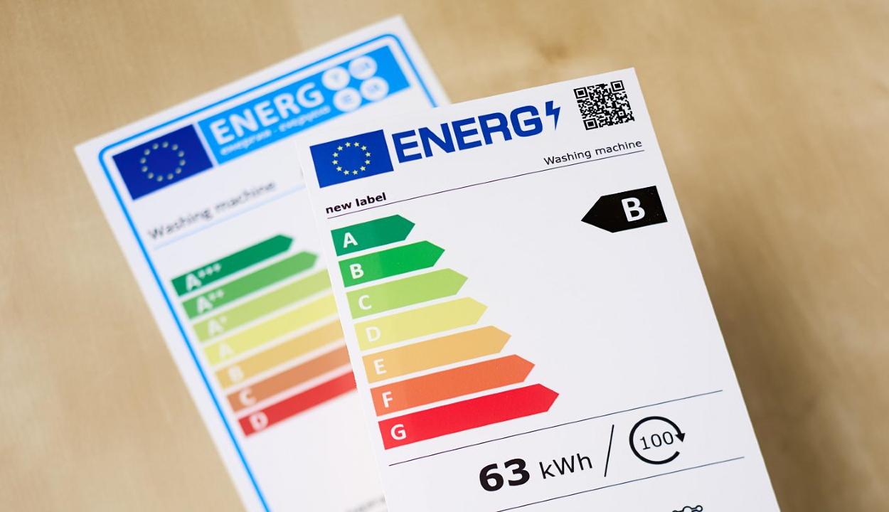 Új energiahatékonysági matricák jönnek az Unióban