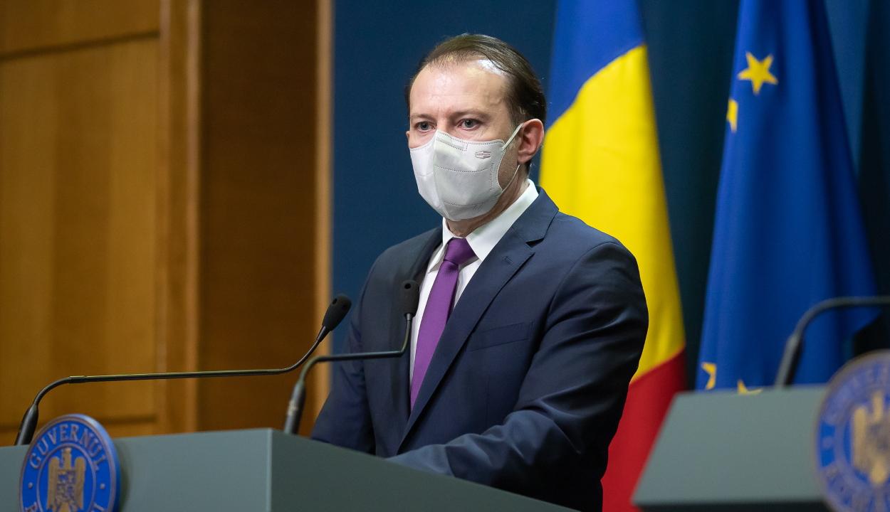 Cîţu: tüntethetnek a románok, csak ne szegjék meg a hatályos törvényeket