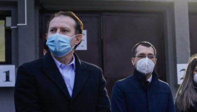 Menesztette a kormányfő Vlad Voiculescu egészségügyi minisztert