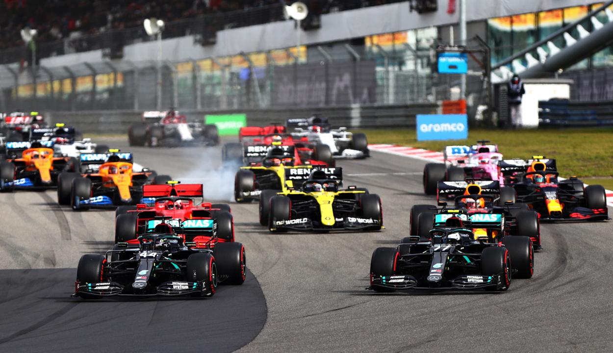 Forma-1: a Portugál Nagydíjjal vált véglegessé a versenynaptár