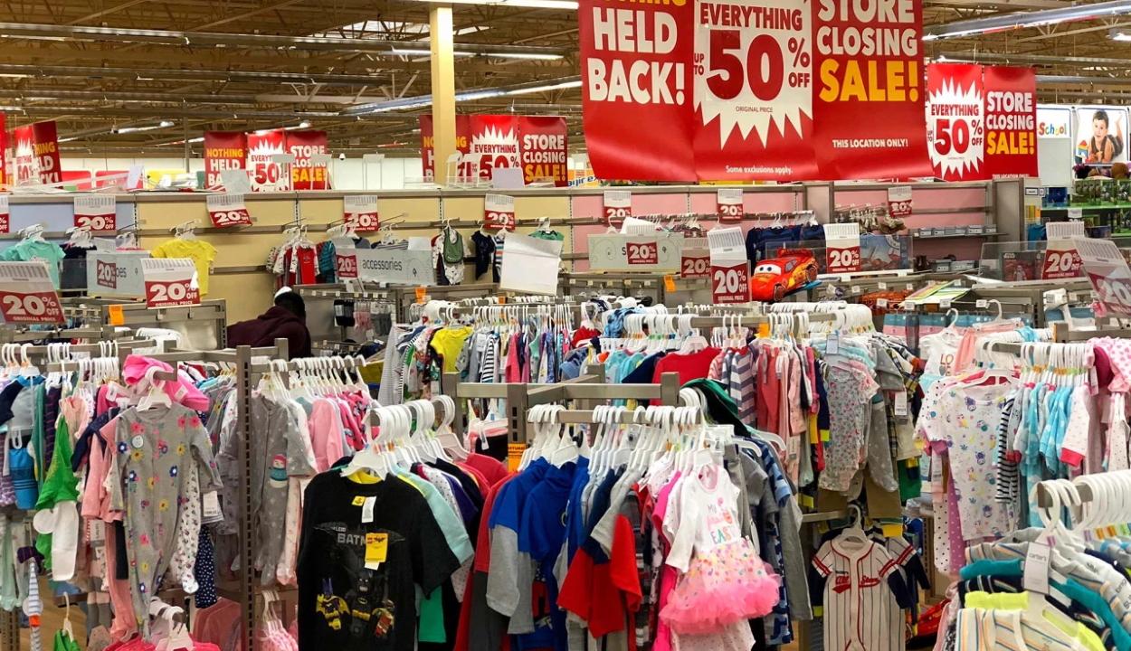 Kaliforniában betiltanák a női- és férfirészlegeket a boltokban