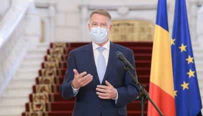 Klaus Iohannis nemzeti összefogást sürget a helyreállítási terv végrehajtásához
