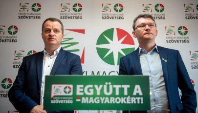 A bukaresti törvényszék elutasította az EMNP és az MPP fúziójának a bejegyzését