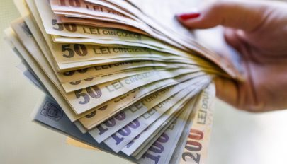 A legnagyobb fizetések Romániában. Hol lehet 10 ezer lej fölött keresni?
