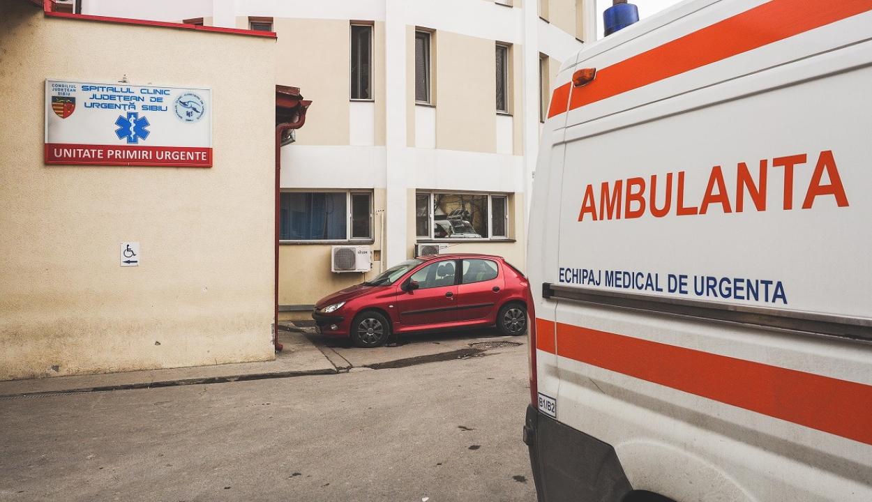 A nagyszebeni kórház vezetősége szerint az intézményben megfelelőek a körülmények