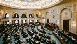 Rendkívüli szenátusi ülésszakot hívtak össze egy sürgősségi rendelet megvitatására