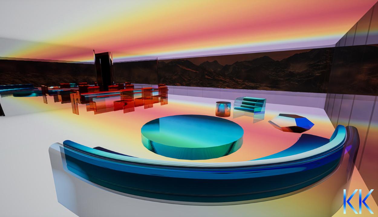 Félmillió dollárért kelt el a világ első virtuális háza