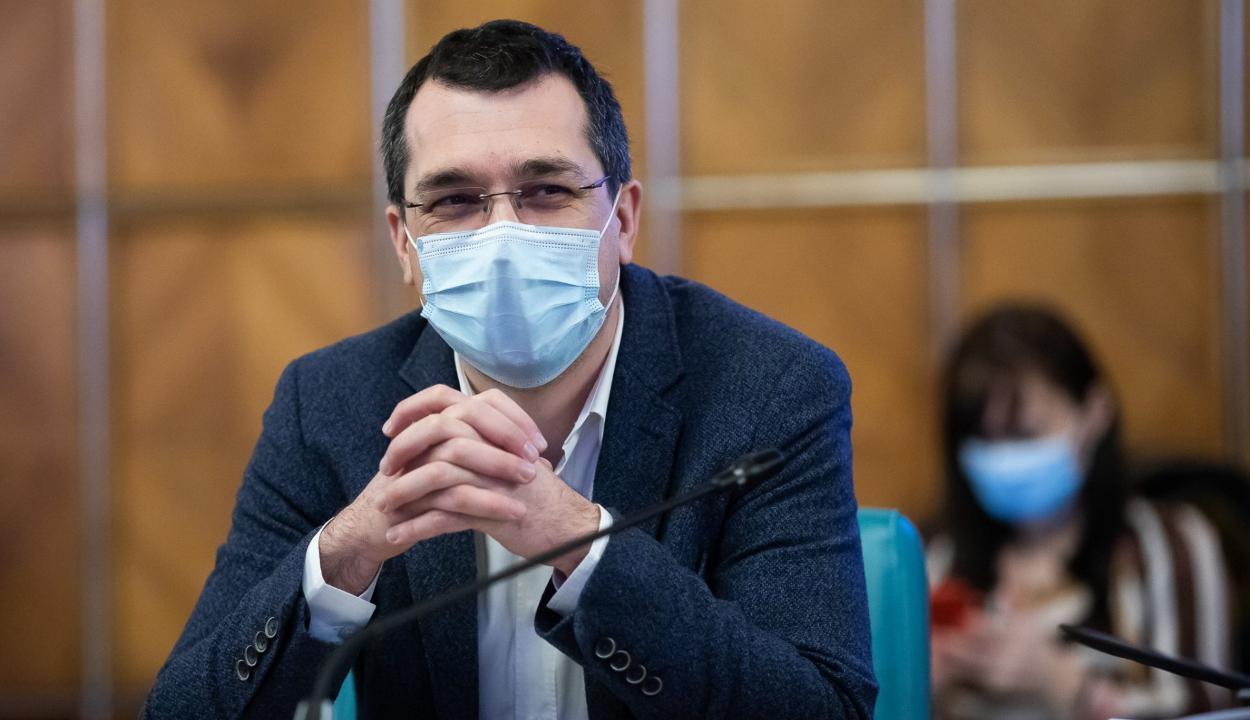 Lezárta a DNA a Vlad Voiculescu egyetemi oklevele ügyében indított eljárást