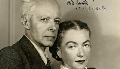 Bartók, az ember
