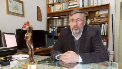 Bányai János-díjjal tüntették ki Dimény Attilát