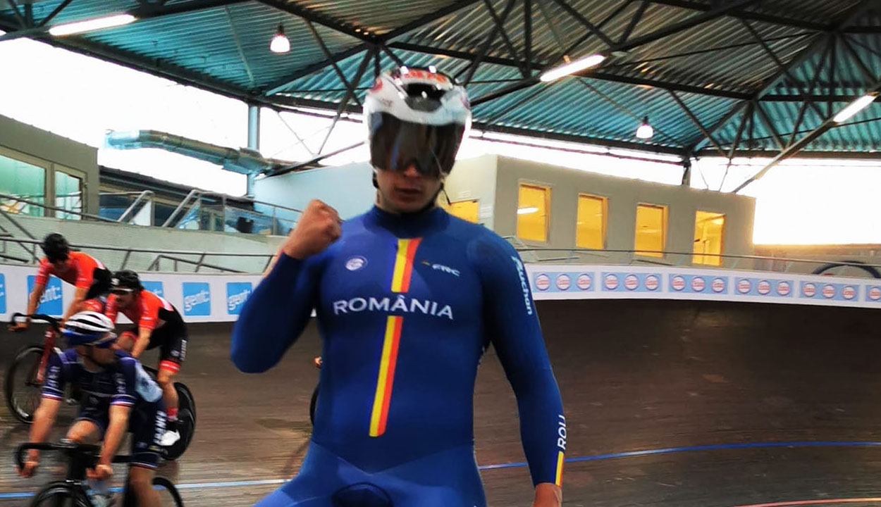 Belgiumban versenyzett Szabó Norbert