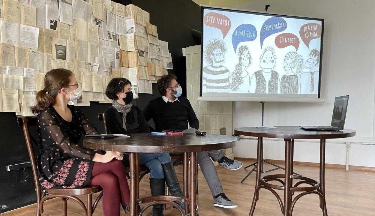Kampány indult az iskolai magyar nyelvhasználatért