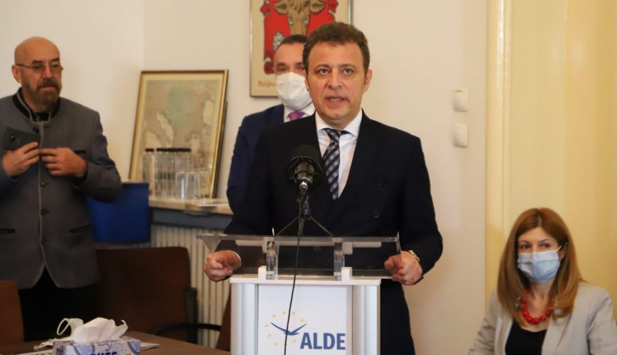 Daniel Olteanu lett az ALDE új elnöke