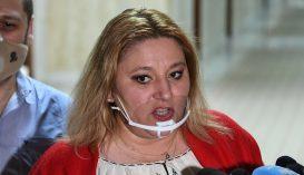 Botrányba fulladt Diana Șoșoacă meghallgatása a jogi bizottságban