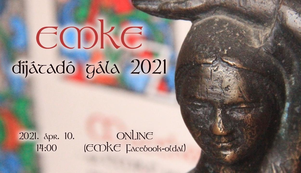 Szombaton adják át Kolozsváron az EMKE-díjakat