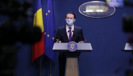 Florin Cîţu megindokolta, miért menesztette az egészségügyi minisztert