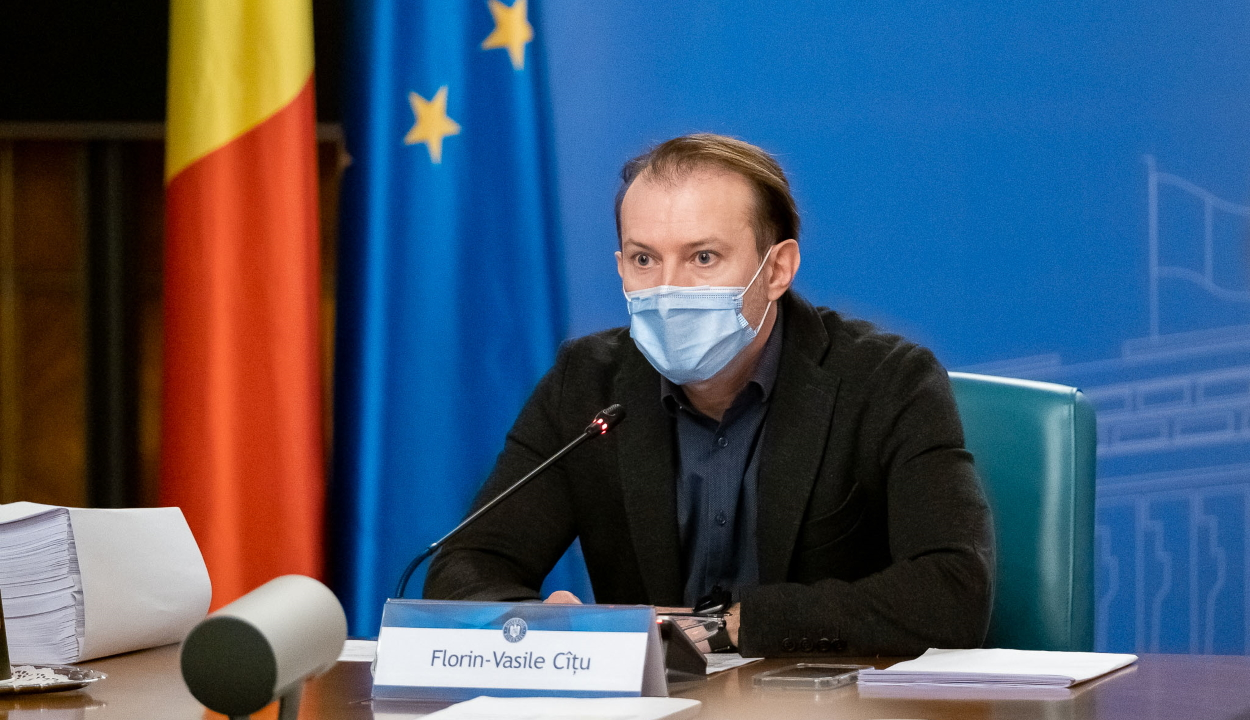 Cîţu: június elsejétől teszünk egy fontos lépést a normalitás irányába