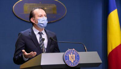 Cîţu: nem fogom bezáratni az élelmiszerpiacokat és bevásárlóközpontokat