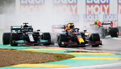 Forma-1: Verstappen nyert Imolában