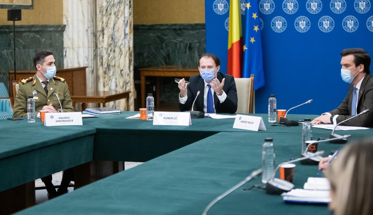 Cîţu: munkahelyükön is beoltathatják majd magukat a magánvállalatok alkalmazottai