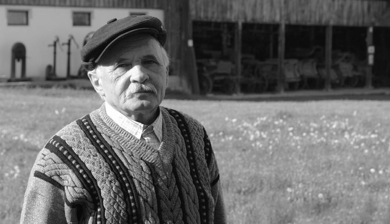 Elhunyt Haszmann Pál helytörténész