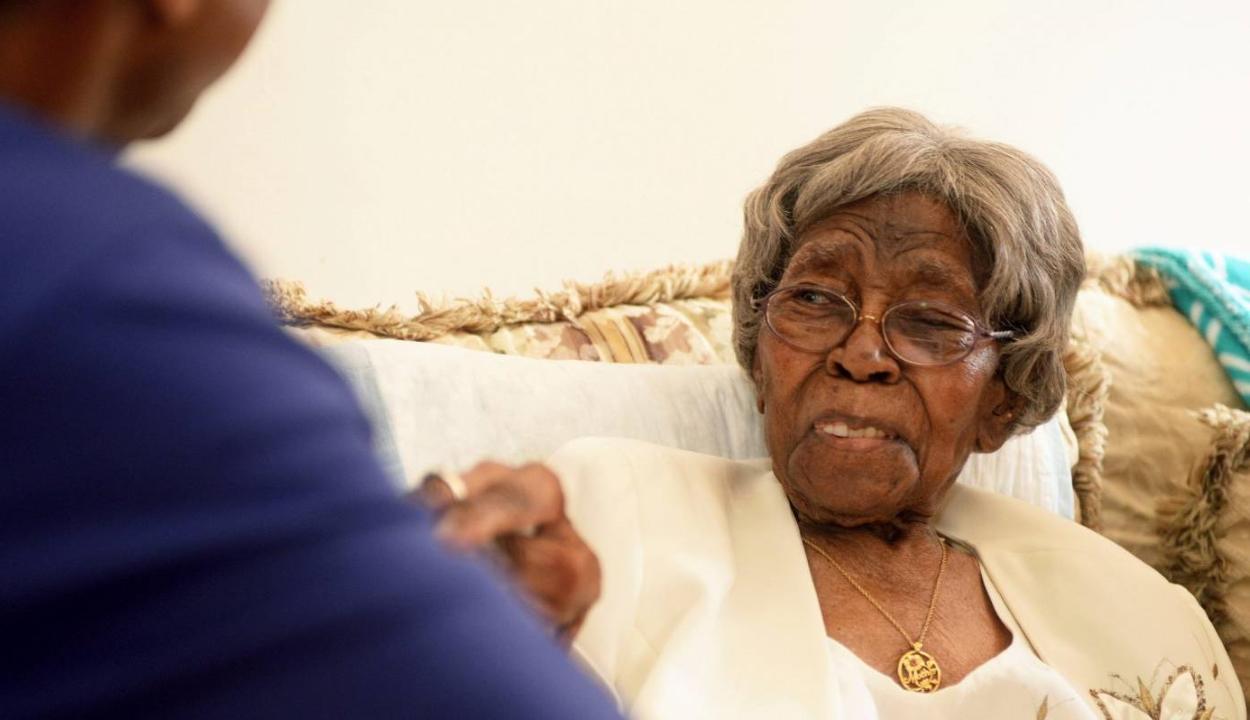 Elhunyt az Egyesült Államok legidősebb embere