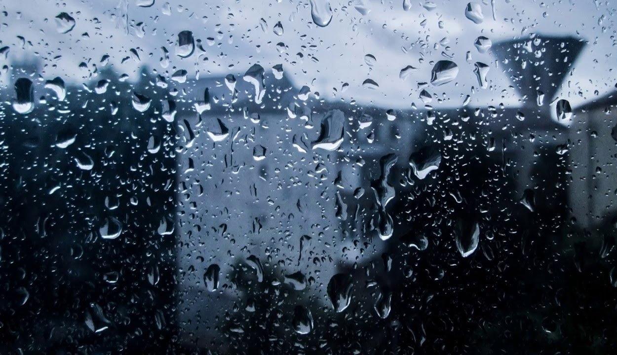 A következő két hétben sem szabadulunk az esőktől