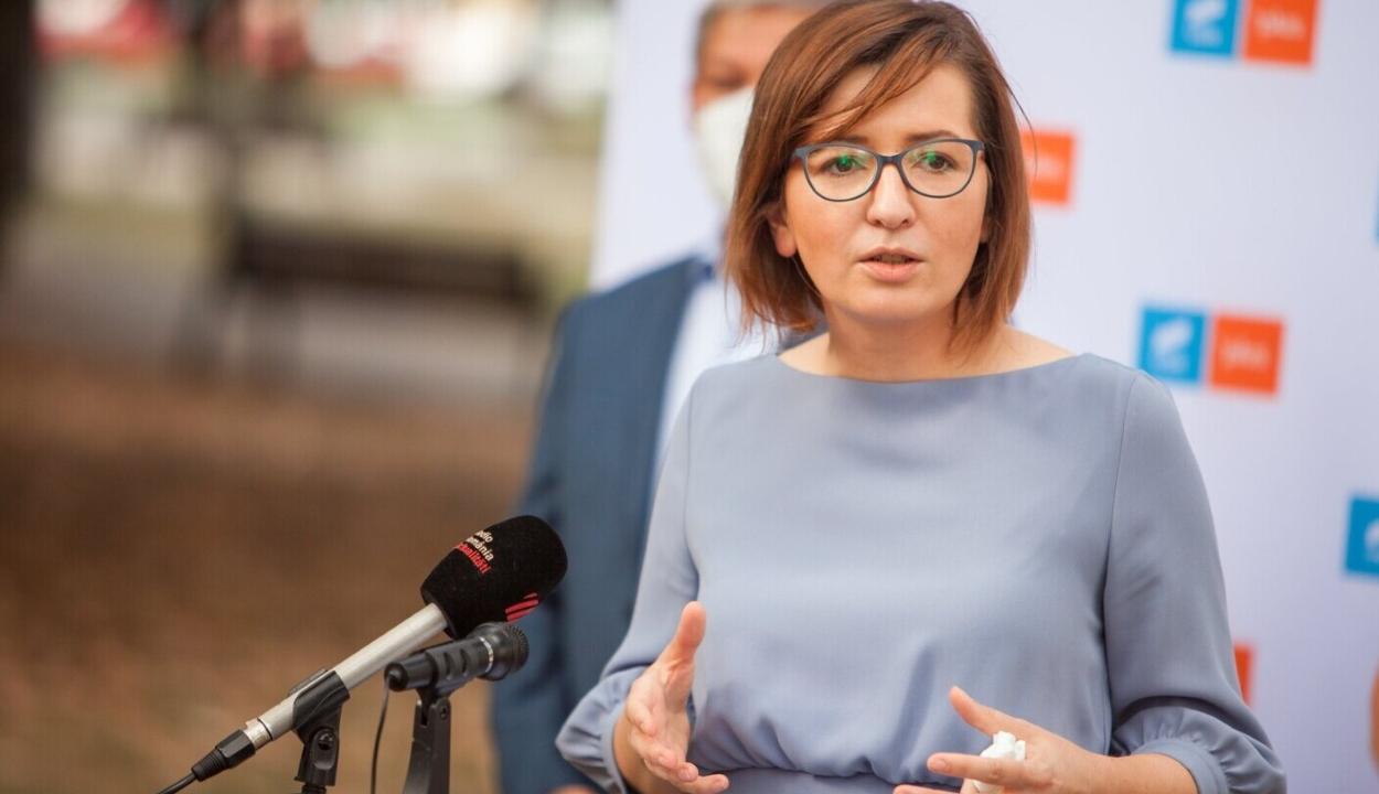 Sajtóértesülés: Ioana Mihailă államtitkár lehet az új egészségügyi miniszter