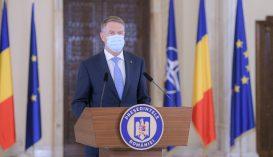 Iohannis az idegengyűlölet riasztó erősödésére hívta fel a figyelmet a roma holokauszt emléknapján