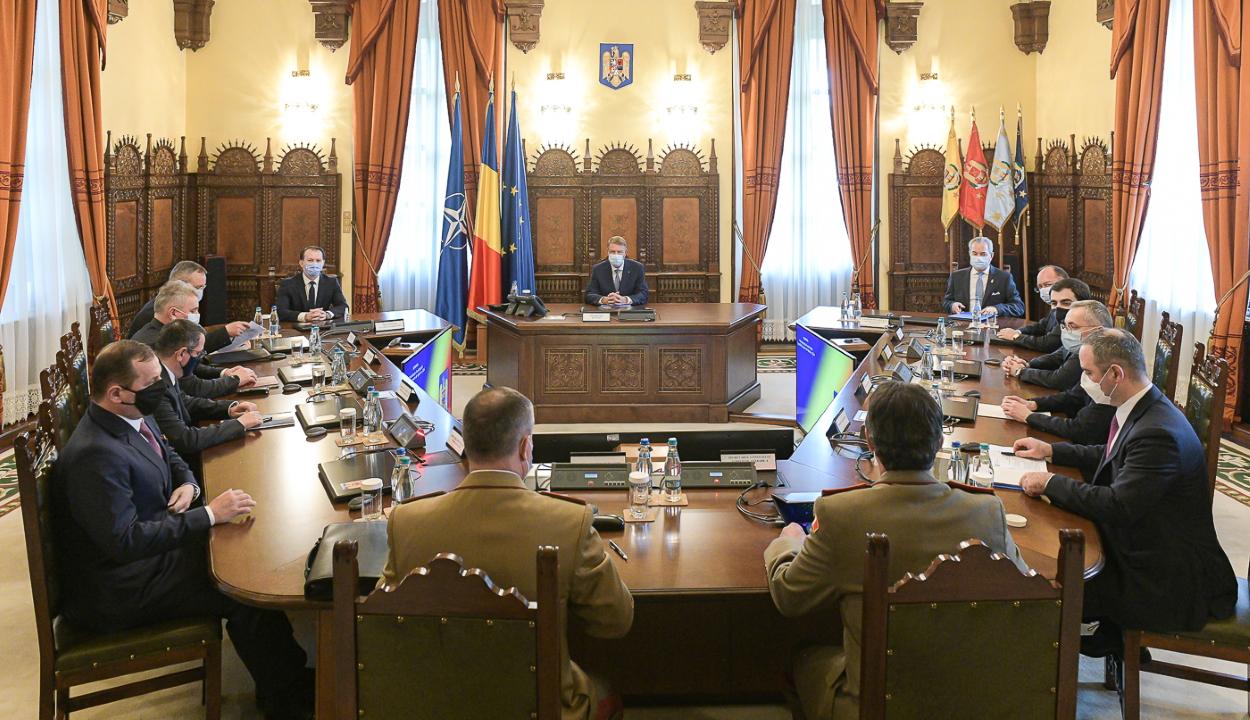 Afganisztáni válság: Klaus Iohannis összehívta a Legfelsőbb Védelmi Tanács ülését