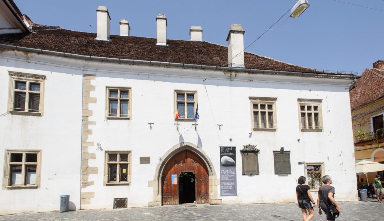 A fejlesztési minisztérium felújítaná Mátyás király kolozsvári szülőházát