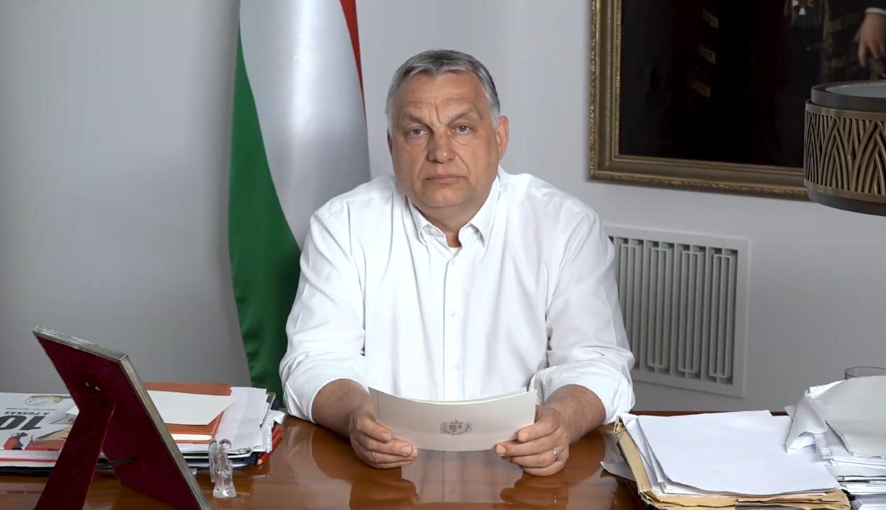 Orbán Viktor: nyitnak az üzletek és újraindulnak a szolgáltatások Magyarországon