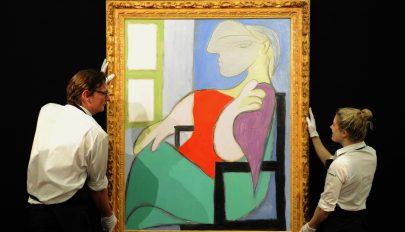 Elárvereznek egy Picasso-portrét, akár 55 millió dollárt is megadhatnak érte