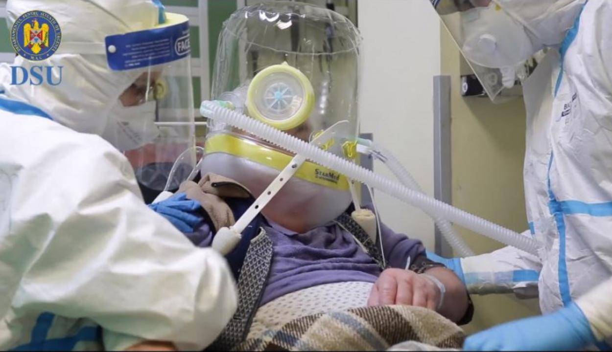 Megrázó felvételeket tett közzé Raed Arafat a marosvásárhelyi sürgősségi kórházból